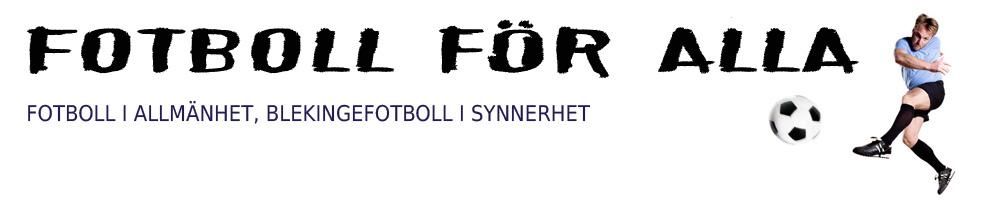 Fotboll för alla